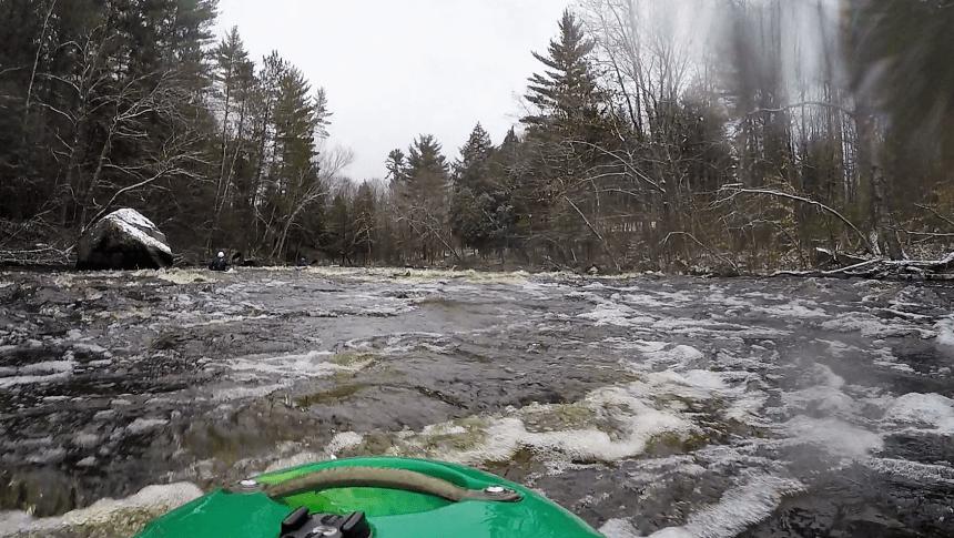 Peshtigo River whitewater