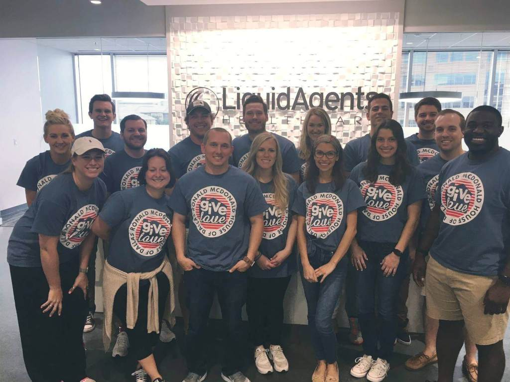 LiquidAgents Healthcare Wins Inaugural Millennial Award from Modern Healthcare