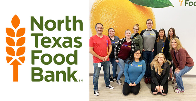 LiquidAgents Healthcare Helps Assemble Meals for the North Texas Food Bank