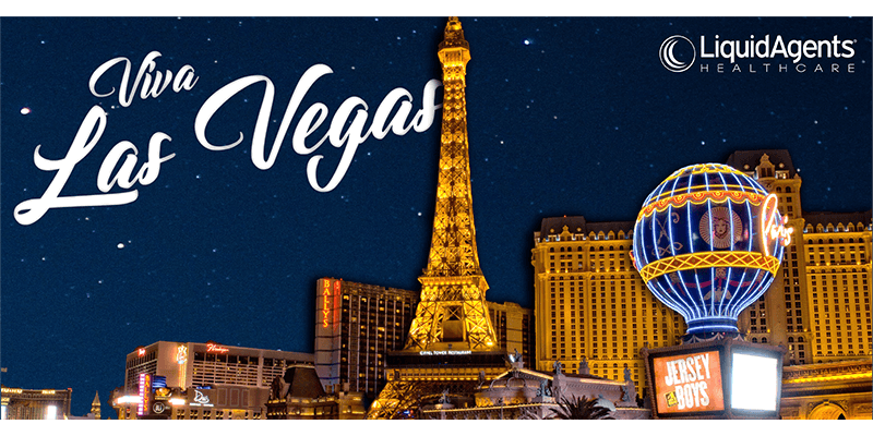 Going to TravCon 2019 in Las Vegas? LiquidAgents Healthcare Has You Covered!