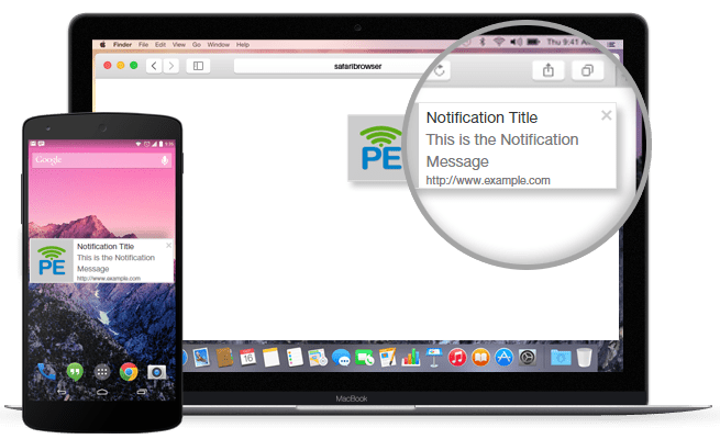Marketing Tools - Browser Push Notifications