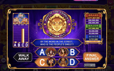 Slots Design Report: January 2020