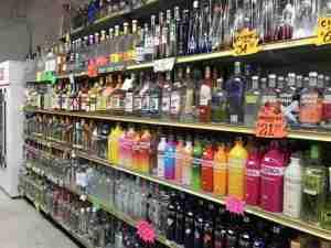 Vodka at Liquid Assets