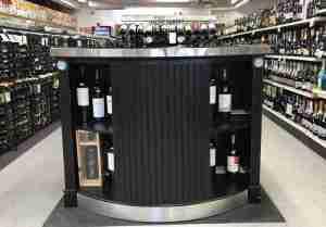 Tasting Bar at Liquid Assets
