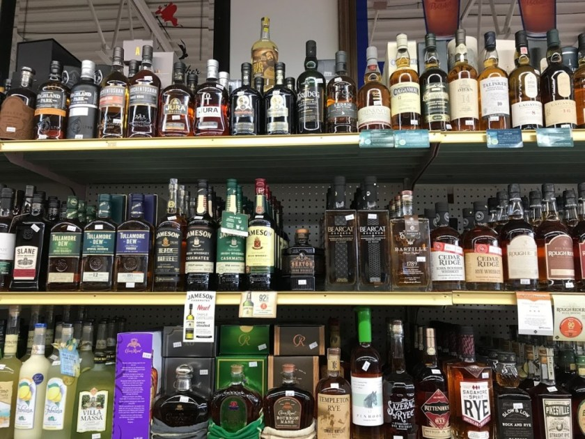 Whiskey at Liquid Assets