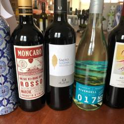 Wine Tasting on March 1, 2019