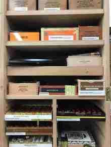 Cigar Case - Middle