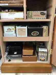 Cigar Case - Bottom