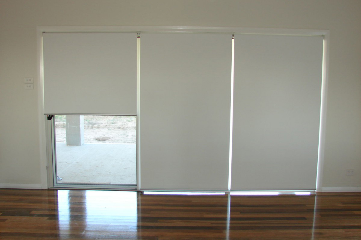 The Blind Spot  Roller Blinds
