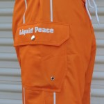 Orange Board Shorts-All Purpose