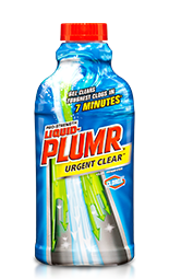Smelly Garbage Disposal + Drain Foaming Cleaner  Liquid-Plumr