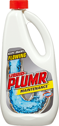 Drain Cleaners for Kitchens & Bathrooms   Liquid-Plumr