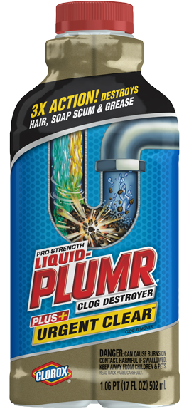 Drain Cleaners for Kitchens  Bathrooms  LiquidPlumr