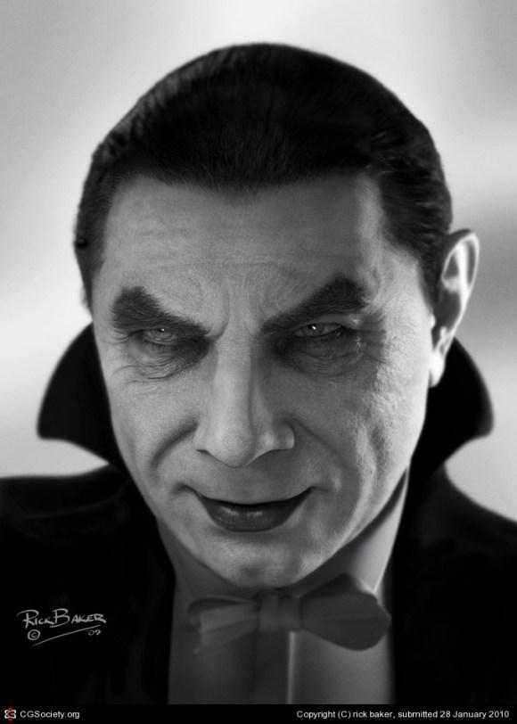 Count Dracula by Rick Baker