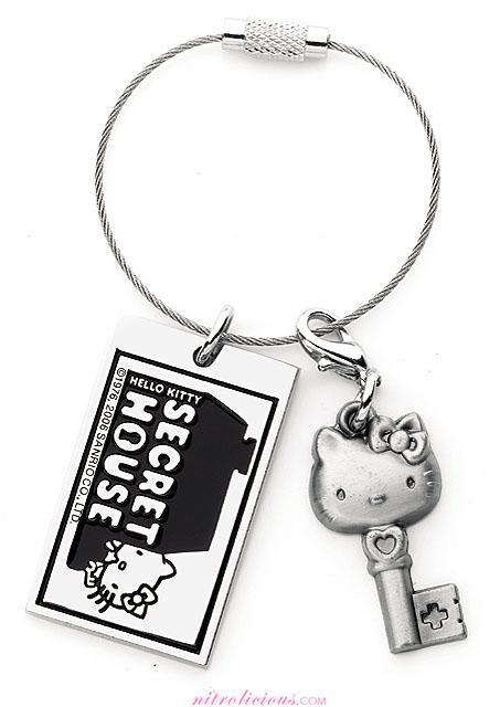 Hello Kitty Secret House - Gadget a tiratura limitata