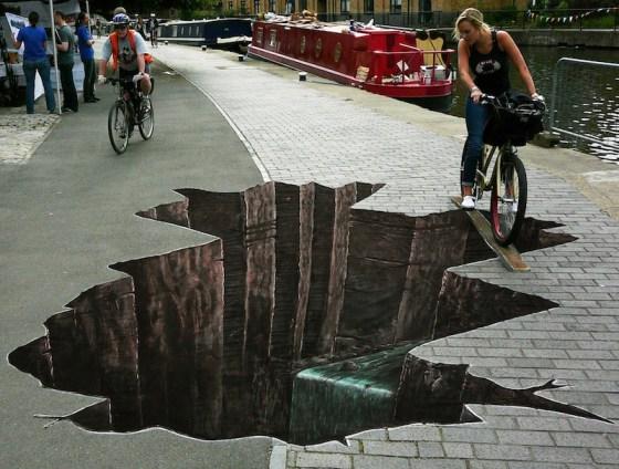 Street Art - Beware!