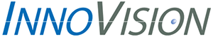 Innovision logo, Liquid Video Technologies, Greenville, South Carolina