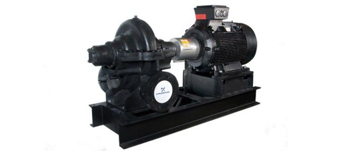 Grundfos HS Spit Case Pumps - Bulk Water Transfer Applications