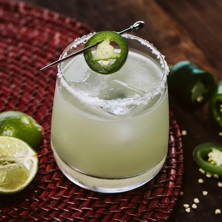Spicy Margarita