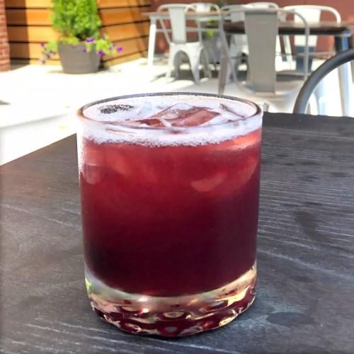 Bordeaux Sour cocktail