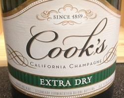 Cook39s California Champagne Extra Dry Liquorama Wine