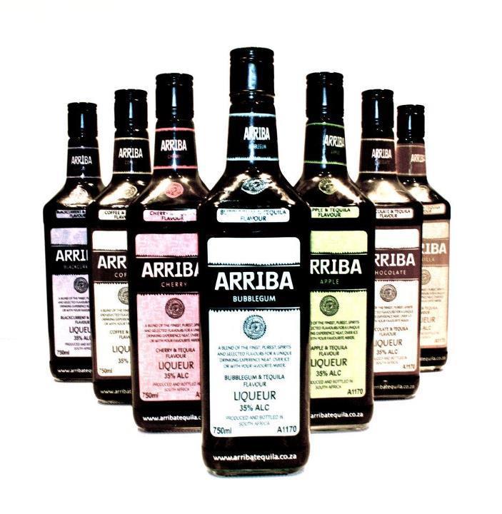 Arriba Bubblegum Tequila