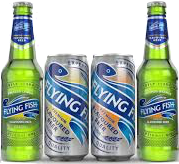 Flying Fish Flavoured Beer