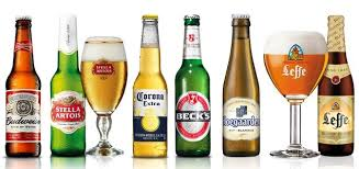Anheuser-Busch InBev (AB InBev) brands in South Africa