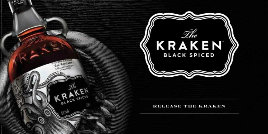 The Kraken Black Spiced Rum South Africa