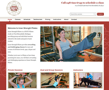 Inner Strength Pilates
