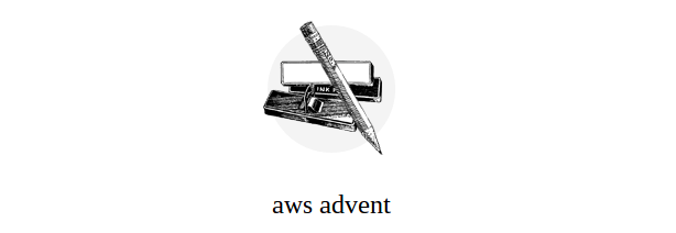 AWS Advent calendar