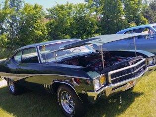 1969 Buick Skylark with 455 engine