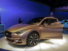 North American International Auto Show 2013: Infiniti
