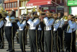 Martin Luther King Jr. School Band