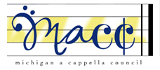 Michigan A Cappella Council logo
