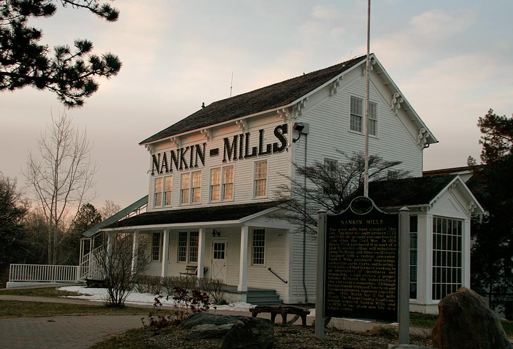 Nankin Mills Interpretive Center