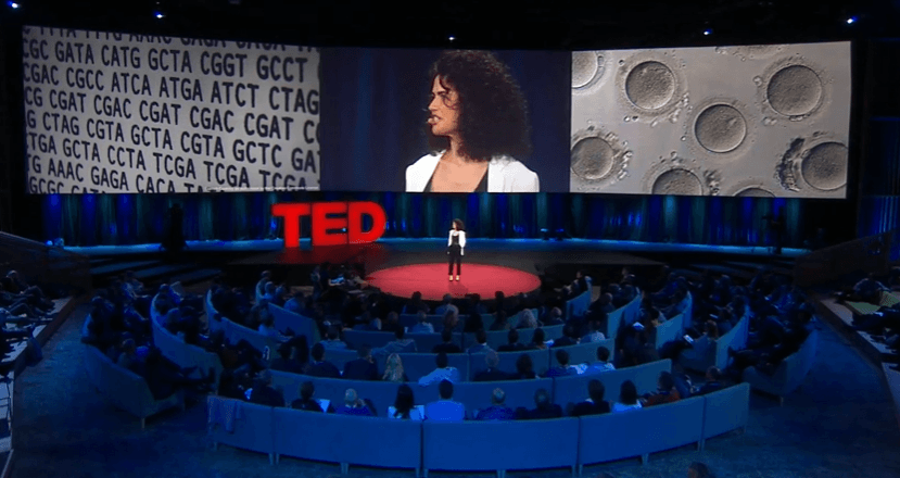 Ted Talk Nature Beauty