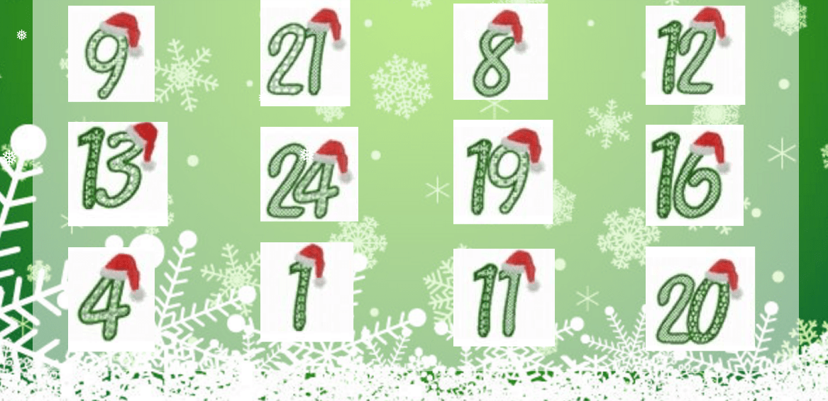 2016 Online Marketing Advent Calendar