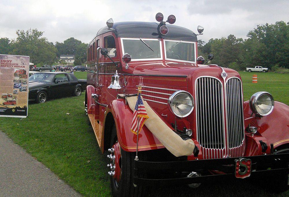1937 Seagrave Safety Sedan