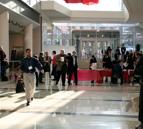 TEDxUofM 2010 attendees