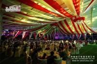 50 x 50 Wedding Tent | Large Wedding Marquee - Liri Tent ...