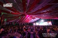 50 x 50 Wedding Tent