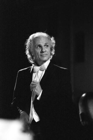 La Traviata - 3 Agosto 2015 - Il Maestro Maurizio Morgantini