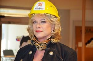 Botschafterin Lisa Fitz für die Kinderklinik Passau