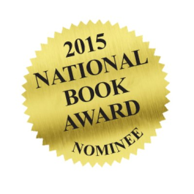 National Book Award medallion