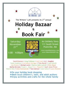 Writers Loft Holiday Bazaar 2015 (002)