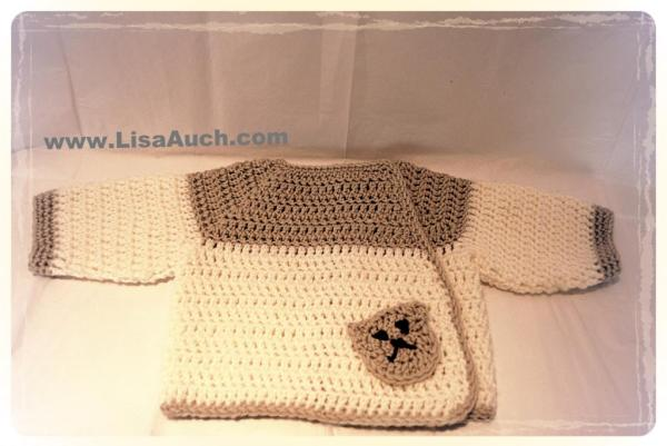 Free Baby Crochet Cardigan Pattern Lisaauch
