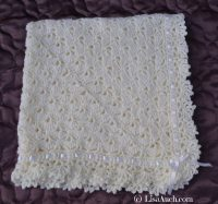 Crochet Beautiful Gift (Crochet Blanket/Shawl Booties and ...