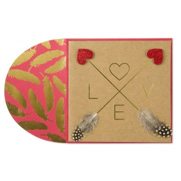 Love & Arrows | Valentine's Day | Bird & Quill