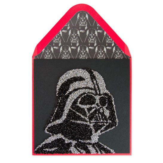 Darth Vader | Birthday Card | Star Wars